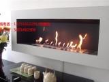 重庆乔治壁炉 酒精真火壁炉智能型 手动型 可定制型报价及方案