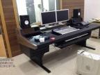 供应广播级房家具,录音棚控制台,音频控制台