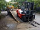 转让或出售二手叉车 二手1-10吨电动叉车