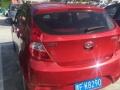 现代瑞纳 2014款 1.4 自动 GS时尚型 红