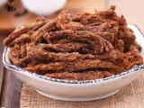【铭香记】特级五香猪肉条营养猪肉丝条 猪肉脯干  休闲零食散装