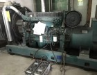 供应广州二手柴油发电机沃尔沃300KW发电呼出售