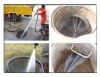 汉阳沌口疏通马桶下水道 清理隔油池(抽粪吸污)化粪池清掏