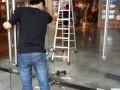 江宁门窗维修 木移门维修-玻璃门维修-门把手安装更换