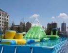 水上乐园辅助设备,支架水池,水上滑梯,水上漂浮物,水上冲关