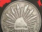 墨西哥古银币