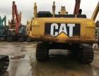 山东枣庄CAT卡特彼勒336D二手挖掘机转让信息