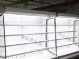 风幕柜 超市冷风柜 水果保鲜展示柜 水果蔬菜陈列柜 立风柜