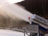 诺泰克人工造雪,移动造雪机
