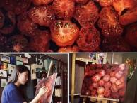 沈阳古树画室,专业成人美术绘画培训班