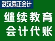 江汉区国税旁税务代理记账 青年路范湖专业会计代账公司