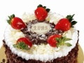 安阳欧式蛋糕预定文峰区节日蛋糕送货上门欢迎预定