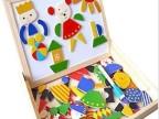 巧之木画板磁性拼图拼板 3-7岁宝宝早教益智力儿童玩具