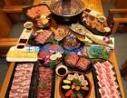 日式炭火烤肉厨师日式炭火烧肉师傅