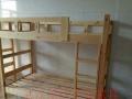 武汉子母床,松木高低床环保松木上下床,家和儿童床