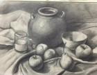 扬州零基础学习素描国画-开智教育艺术培训