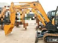 柳工CLG906D二手挖掘机