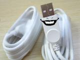假的白送了! OPPO原厂数据线 USB原装数据线 安卓手机数据
