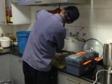 本地师傅上门专业修理洗衣机热水器