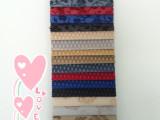 供应高档仿割绒色织提花沙发布料 抱枕靠垫沙发布面料