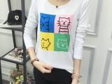 一手货源厂家直销春夏新款装款式大量虎门T恤批发网