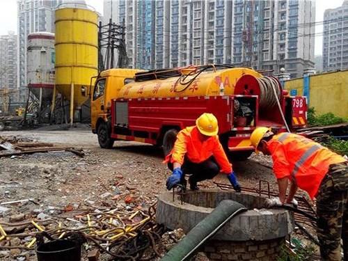 黄山下水道疏通高压冲洗各种市政企业工程疑难管网