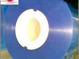 长期供应 高光泽度磨砂PET薄膜 pet高透明塑料薄膜