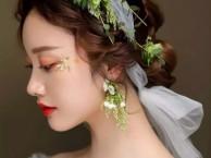 佛山周边禅城南海中西式新娘化妆跟妆早妆优惠价预约中只做专业的