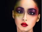 长沙**的专业化妆盘发学校包学包会的化妆美甲学校