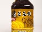 内蒙特产货源古法压榨亚胡麻籽油5L瓶装丰吉妙健康食用油厂家批发