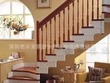 厂家批发供应各种实木扶手、楼梯扶手、款式