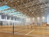 广州室内羽毛球馆照明灯|高中室内体育馆照明灯|100WLED球场