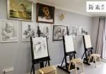 成都高新区双流华阳素描 简素画室 成都美术培训价格