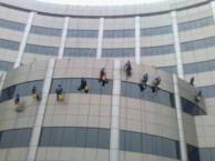 上海浦东高空外墙清洗公司 高层玻璃幕墙清洗 高空广告牌清洗