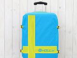 HOLLY 瑞典设计 拉杆箱男女 旅行箱行李箱 防水箱套防尘保护