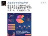 腾讯微信朋友圈广告设计投放运营变现