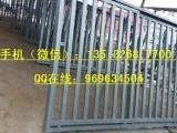 运城铁路栅栏门(通道) 旱桥铁路封闭门 防护栅栏通线