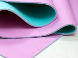 杭州瑜伽垫工厂专业生产各类PVC瑜伽垫ODM/OEM