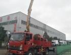 仙桃出售4噸折臂隨車吊價格 廠家直銷 軍工品質