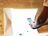 可折叠LED便携小型摄影棚 拍照道具 拍摄道具