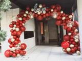 杭州余杭开业婚礼充气拱门