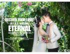 三亚百合经典婚纱摄影【爱不等待】婚纱照套系