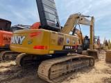 出售原裝三一215C二手挖掘機包送