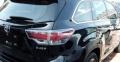 丰田汉兰达2015款 2.0T 自动 7座豪华版四驱