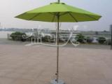 拉绳式铁中柱伞、高档圆伞广告伞中柱伞户外遮阳伞休闲伞庭院伞