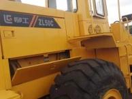 柳工,临工,龙工50铲车急转 二手装载机市场