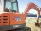 斗山 DX60 挖掘机         (精品斗山60小挖出售)