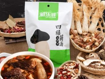 雅樂鮮菌菇調味品消費卡