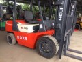 质保一年的电动叉车 合力1.5吨仓库冷库用电瓶叉车