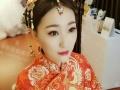 结婚中式礼服绣禾服